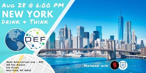 DEF New York Drink & Think