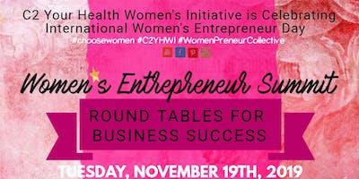 Women's Entrepreneur Summit - Indiana 2019