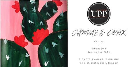 Canvas & Cork | Cactus tickets