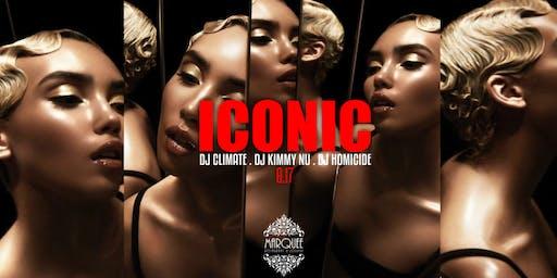 ICONIC 3. Produced by DJ KIMMY NU,  DJ HOMICIDE, & DJ CLIMATE 8.17.19