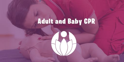 Adult and Baby CPR