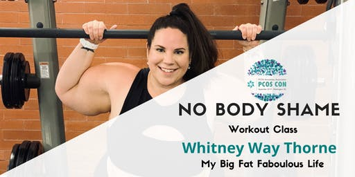 No Body Shame Work Out with Whitney Way Thore
