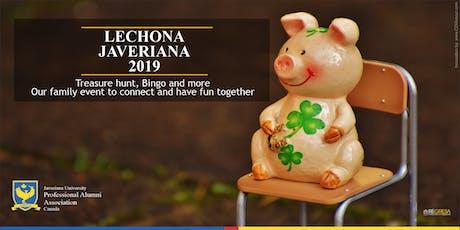 Lechona Javeriana 2019 tickets