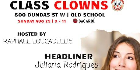 Class Clowns @ Old School tickets