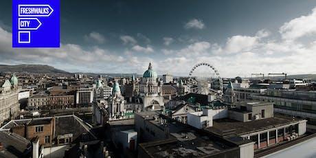 Belfast x Manchester tickets