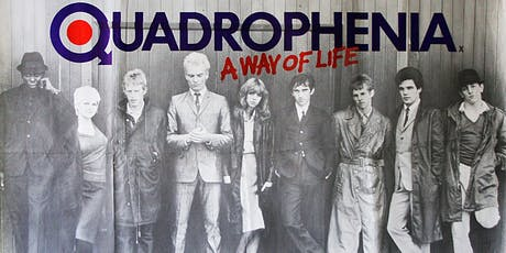 Quadrophenia FUNDRAISER with Pop-up Kitchen and DJ Jared! tickets