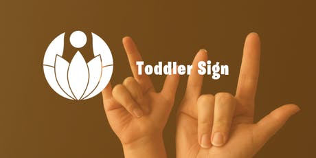 Toddler Sign A 3 Week Series tickets