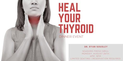 Heal Your Thyroid Dinner