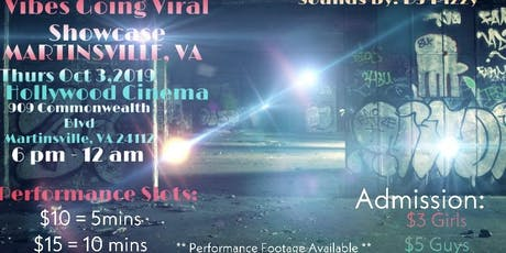 Vibes Going Viral Showcase tickets