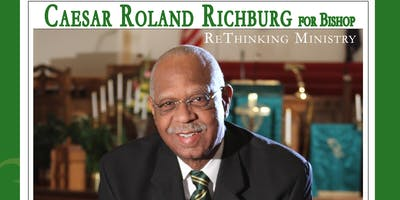Richburg For Bishop 2020 Gala