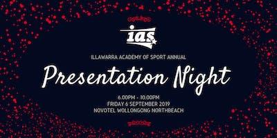 Illawarra Academy of Sport 2019 Presentation Night