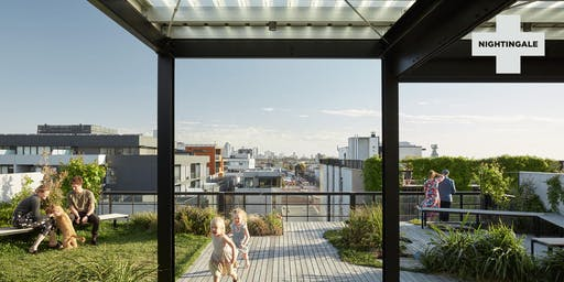 Nightingale Anstey by Breathe Architecture: Information Session 1