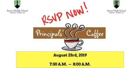 Coffee Talk with Principals Dan Morrison & Gretchen Muller tickets