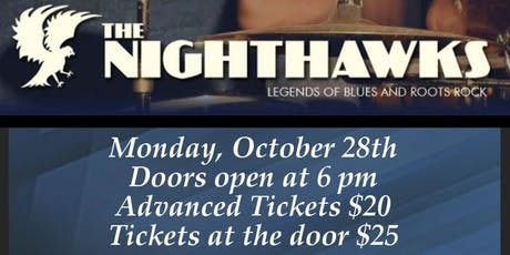 Blue Mondays featuring The Nighthawks tickets