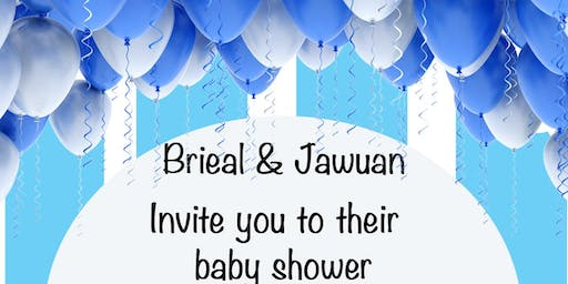 Brieal & Jawuan's Baby Shower