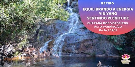 Retiro no feriado de 15 novembro Na Chapada dos Veadeiros - Alto Paraíso ingressos