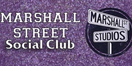 Marshall Street Social Club - Networking BBQ & Jam Session #4 tickets