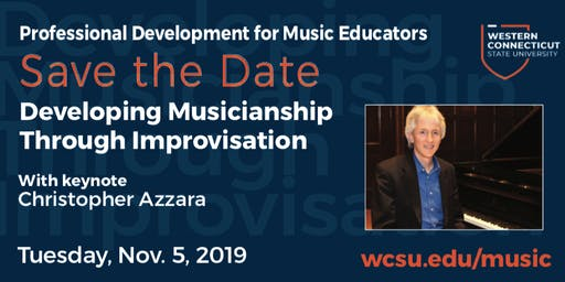 2019  Professional Development Day for Music Educators