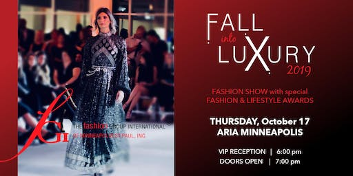 FGI Presents ~ Fall: Into Luxury 2019
