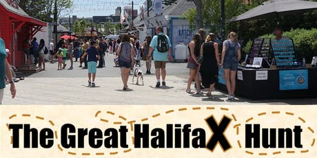The Great Halifax Hunt tickets