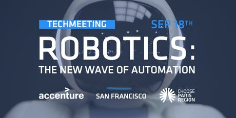 TechMeeting - Robotics: The New Wave of Automation tickets
