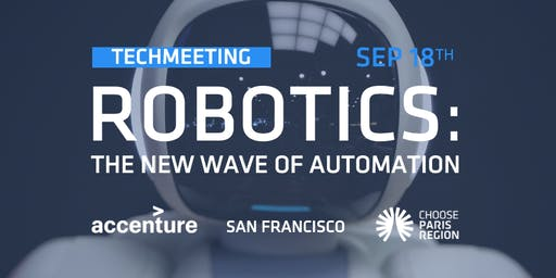 TechMeeting - Robotics: The New Wave of Automation