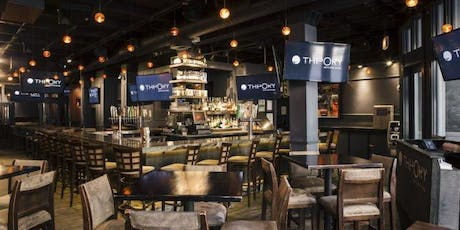 TAP-Chicago August Happy Hour at Theory tickets