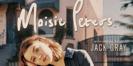MAISIE PETERS and Jack Gray tickets