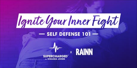 Ignite Your Inner Fight: Self Defense 101 tickets