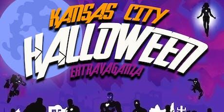 Kansas City Halloween Extravaganza  tickets