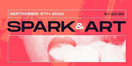 Spark & Art tickets