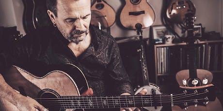 Martin Simpson - English Folk Singer & Guitarist at the Pourhouse! tickets
