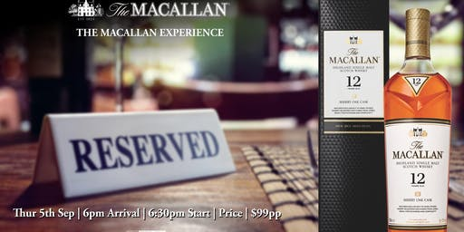 George Banks Rooftop Presents 'The Macallan Experience'