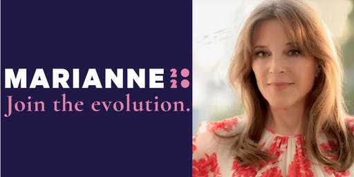 FREE | All Day Meditation & Park Yoga to support Marianne Williamson 2020!