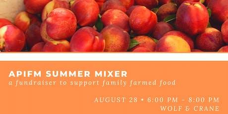 Asian Pacific Islander Forward Movement Summer Mixer tickets