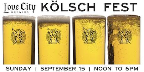 Kölsch Fest tickets