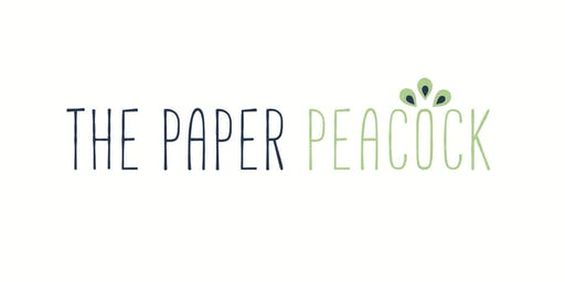 Paper Flower Workshop Hosted by The Paper Peacock
