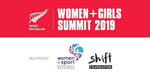 Sport NZ Women + Girls Summit 2019