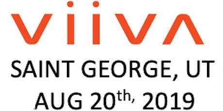 Viiva Business Overview  / Saint George, UT tickets