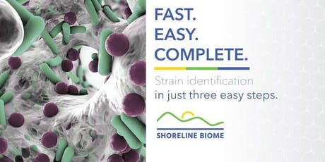 Straining to understand the microbiome?  Learn more about StrainID & Athena tickets