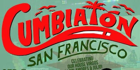 Cumbiatón San Francisco tickets