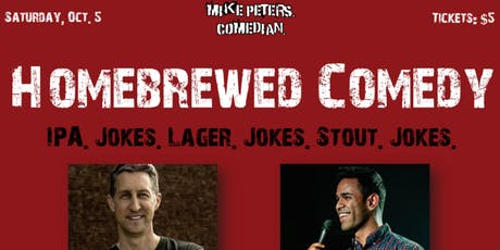 Homebrewed Comedy at Galaxy Brewing Company tickets