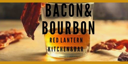 Bacon & Bourbon Collaboration Dinner Event