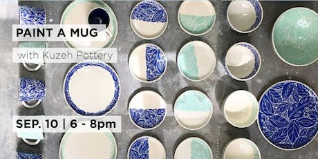Paint a Mug with Kuzeh Pottery tickets