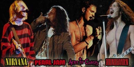 Seattle Grunge Fest entradas