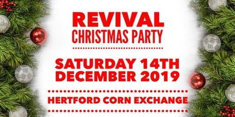 Revival Christmas Party 2019 tickets
