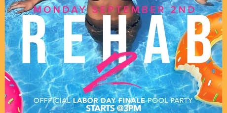 OFFICIAL LABOR DAY GRAND FINALE POOL PARTY! tickets