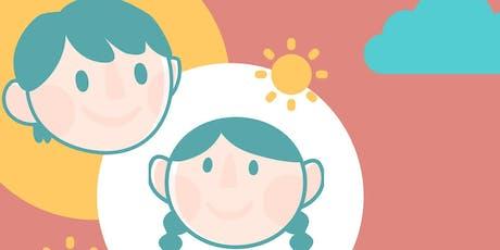 Mindfulness para pais e filhos bilhetes