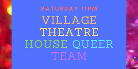 Village Theatre's House Queer Team tickets