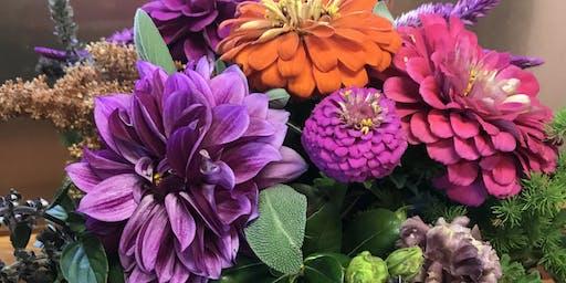 Sweet Smells of Summer Centerpiece Workshop